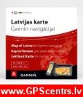 Jāņa Sēta JS Latvijas karte garmin ierīcēm